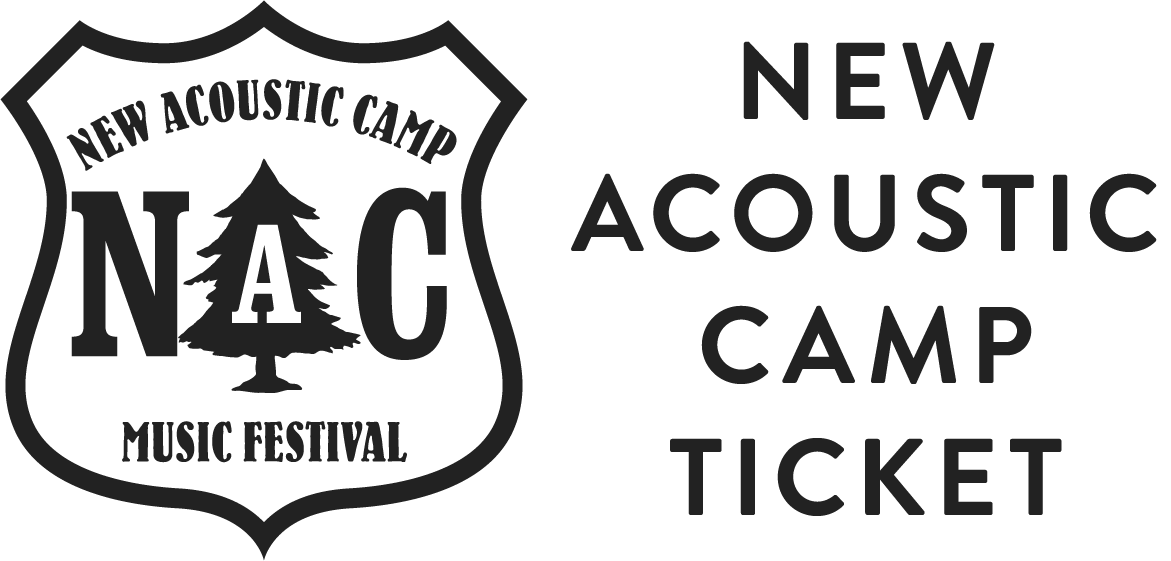 NEW ACOUSTIC CAMP TICKET